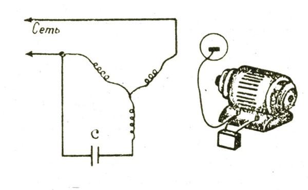 электропитание газонокосилки