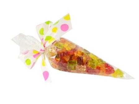 конусный пакет для овощей